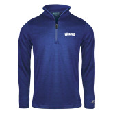 Russell Royal Heather 1/4 Zip-Wolves