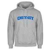 Grey Fleece Hoodie-Cheyney U