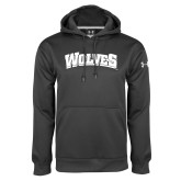Under Armour Carbon Performance Sweats Team Hoodie-Wolves