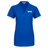 Ladies Royal Dry Zone Grid Polo-Wolves