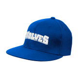 Royal OttoFlex Flat Bill Pro Style Hat-Wolves