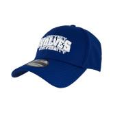 New Era Royal Diamond Era 39Thirty Stretch Fit Hat-Primary Mark