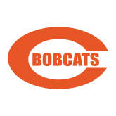 Medium Decal-C - Bobcats, 8 inches wide