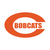 Small Decal-C - Bobcats, 6 inches wide