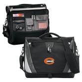 Slope Black/Grey Compu Messenger Bag-C - Bobcats