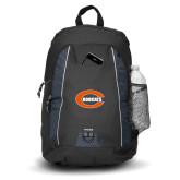 Impulse Black Backpack-C - Bobcats