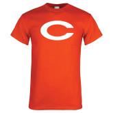 Orange T Shirt-C