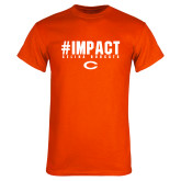 Orange T Shirt-#UNIFIED