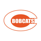 Small Magnet-C - Bobcats, 6 inches wide