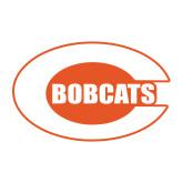 Medium Magnet-C - Bobcats, 8 inches wide