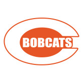 Large Magnet-C - Bobcats,  12 inches wide