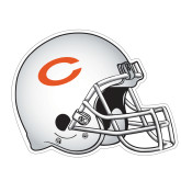 Football Helmet Magnet-C, 6 inches wide