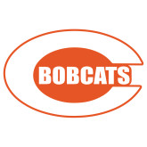 Extra Large Magnet-C - Bobcats, 18 inches wide
