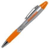 Silver/Orange Blossom Pen/Highlighter-Bobcat Moms