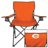 Deluxe Orange Captains Chair-C - Bobcats