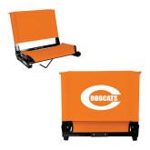 Stadium Chair Orange-C - Bobcats