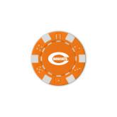 Orange Game Chip-C - Bobcats