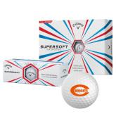 Callaway Supersoft Golf Balls 12/pkg-C - Bobcats