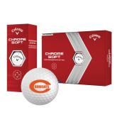 Callaway Chrome Soft Golf Balls 12/pkg-C - Bobcats