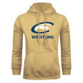 Champion Vegas Gold Fleece Hoodie-Wrestling