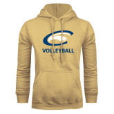 Champion Vegas Gold Fleece Hoodie-Volleyball