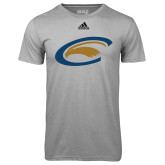 Adidas Climalite Sport Grey Ultimate Performance Tee-C Eagle