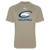 Under Armour Vegas Gold Tech Tee-Volleyball
