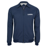 Navy Players Jacket-Clarion University