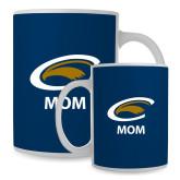 Dad Full Color White Mug 15oz-Mom