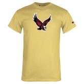 Champion Vegas Gold T Shirt-Eagle