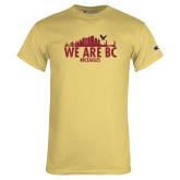 Champion Vegas Gold T Shirt-Skyline