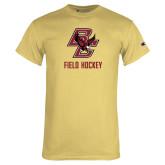 Champion Vegas Gold T Shirt-Field Hockey