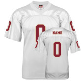 Replica White Adult Football Jersey-Football Jersey