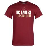Cardinal T Shirt-Boston College Basketball