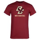 Cardinal T Shirt-Mens Basketball