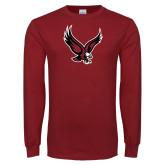 Cardinal Long Sleeve T Shirt-Eagle