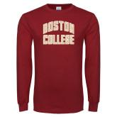 Cardinal Long Sleeve T Shirt-Design Name
