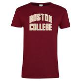 Ladies Cardinal T Shirt-Design Name