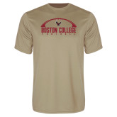 Performance Vegas Gold Tee-Arched Football