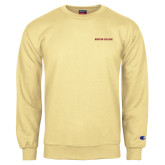 Champion Vegas Gold Fleece Crew-Wordmark