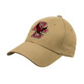Vegas Gold Heavyweight Twill Pro Style Hat-Primary Mark
