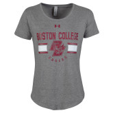 Under Armour Ladies Athletic Fit Short Sleeve TShirt-