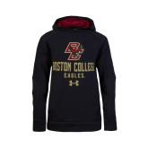 Under Armour Youth Black Sweatshirt-