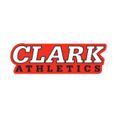 Small Decal-Clark Athletics, 6 in. wide