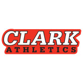 Extra Large Decal-Clark Athletics, 18 in. wide