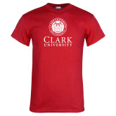 Red T Shirt-Institutional Logo