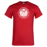 Red T Shirt-Institutional Seal