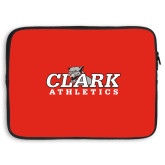 15 inch Neoprene Laptop Sleeve-Primary Logo