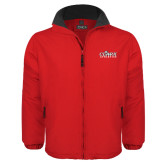 Red Survivor Jacket-Primary Logo