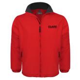 Red Survivor Jacket-Clark Athletics